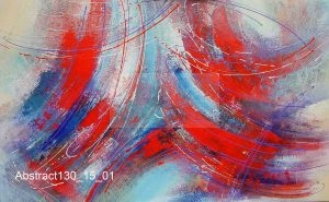 Abstract130_15_01 130 x 80 x 4 cm