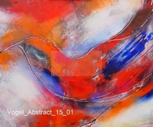 Vogel_Abstract_15_01 110 x 90 x 4 cm